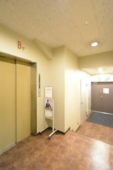 GSハイム南青山 B1エレベーターホール