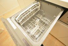 アルファホームズ深沢204 食器洗浄機