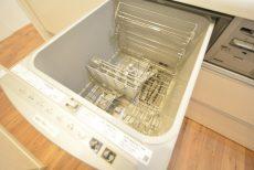 日商岩井第2自由が丘マンション703 食器洗浄機