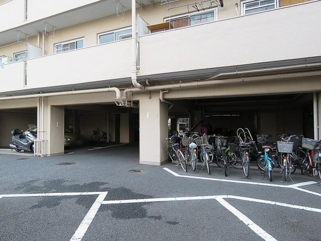 五反田コーポビアネーズ 駐車場