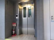 藤和シティホームズ目黒青葉台 エレベーター