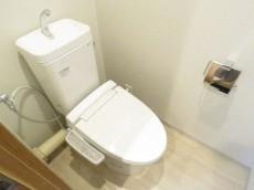 ニックハイム尾山台 トイレ
