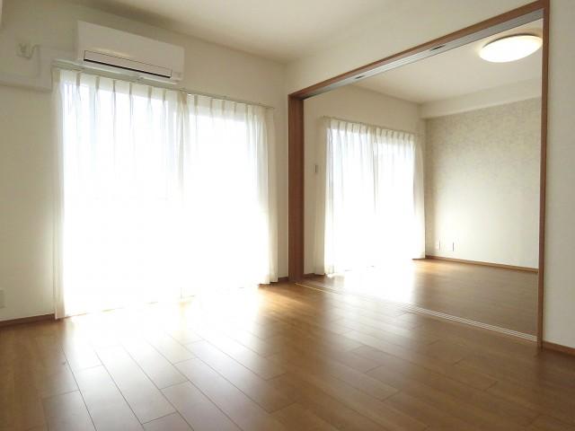 ニックハイム尾山台 DK+洋室