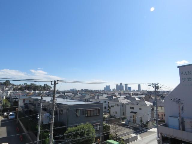 ニックハイム尾山台 眺望
