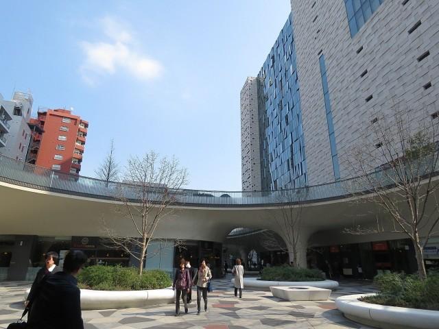 エバーグリーンパレス新宿 周辺
