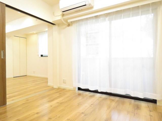エバーグリーンパレス新宿 DK+洋室