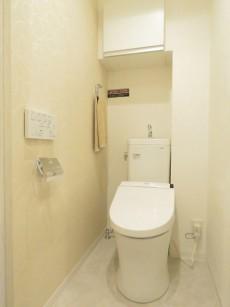 サンシティ月島アヴァンツァーレ トイレ