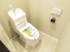 ビバリーホームズ西小山 トイレ