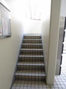 ワールドパレス第Ⅱ武蔵小山 共用階段