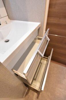 バロール代々木 洗面室