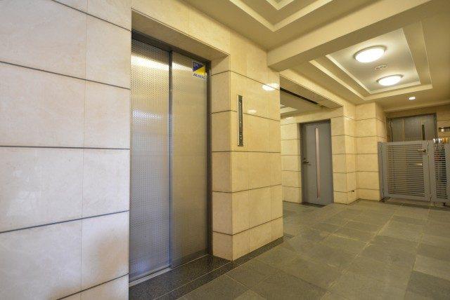 アトラス二子玉川園 エレベーター