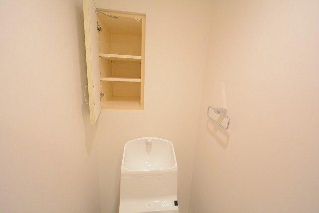 上野毛南パークホームズ トイレ