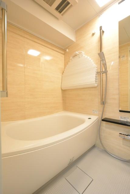 芝公園アビタシオン 浴室