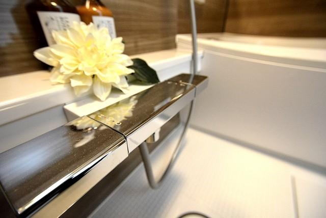 中銀若林マンシオン 風呂