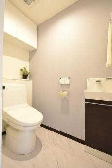 小田急南青山マンション トイレ