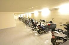 BRANZ赤坂 駐輪場