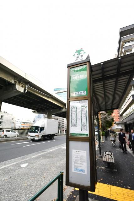 飯田橋ハイツ 周辺