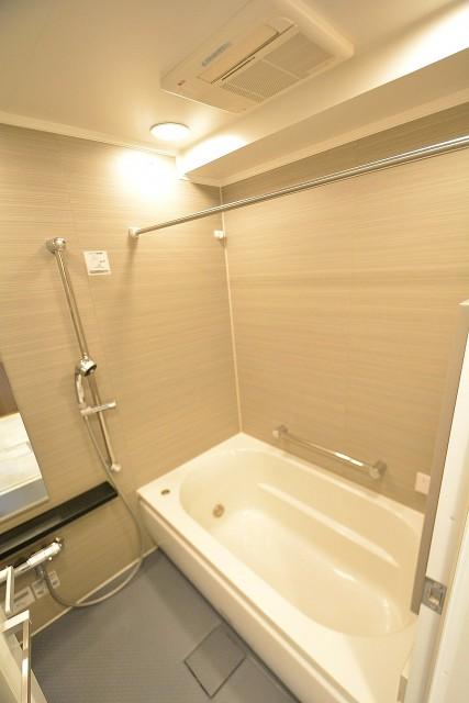 ウィルローズ築地 バスルーム