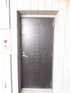 ベルザ南麻布 玄関
