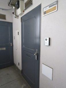 メゾン・ド・エビス 玄関扉