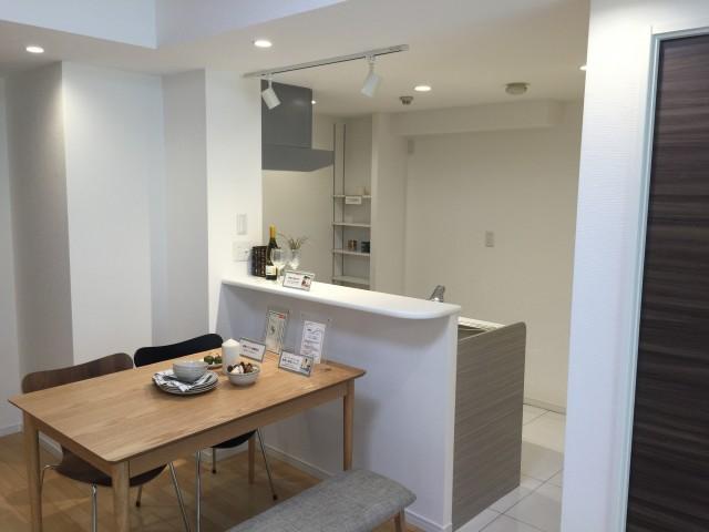 桜丘フラット キッチン