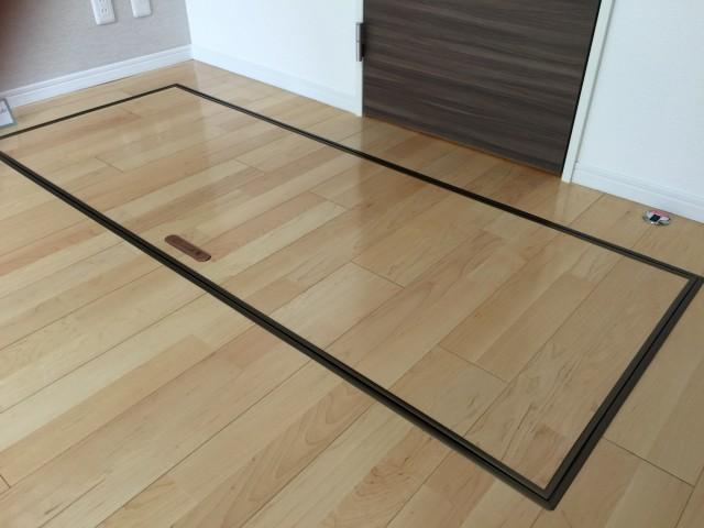 桜丘フラット 洋室7.6帖床下収納