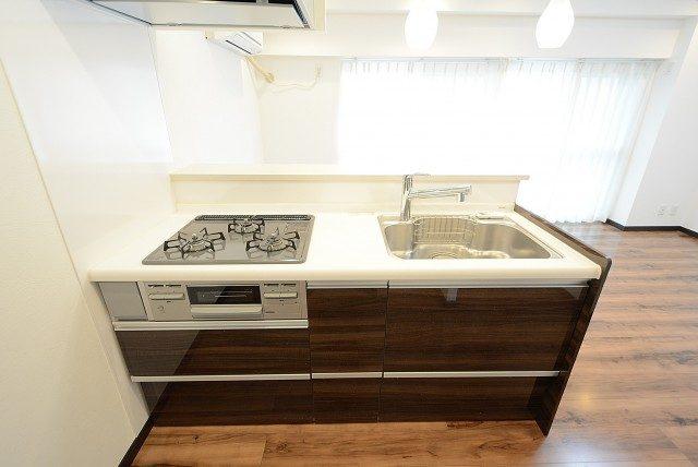 クレール島津山 キッチン