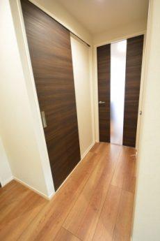 藤和護国寺コープ312号室 廊下