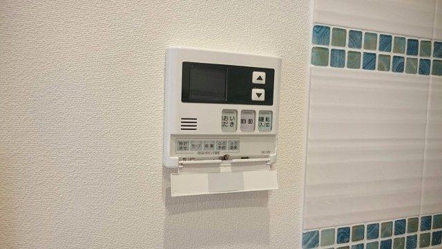 六本木ハイツ 301号(15)キッチン(湯沸し器)