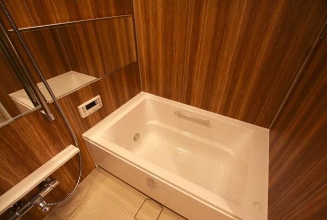 大森パークハイツ バスルーム