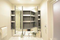 目黒グレース 洗面室