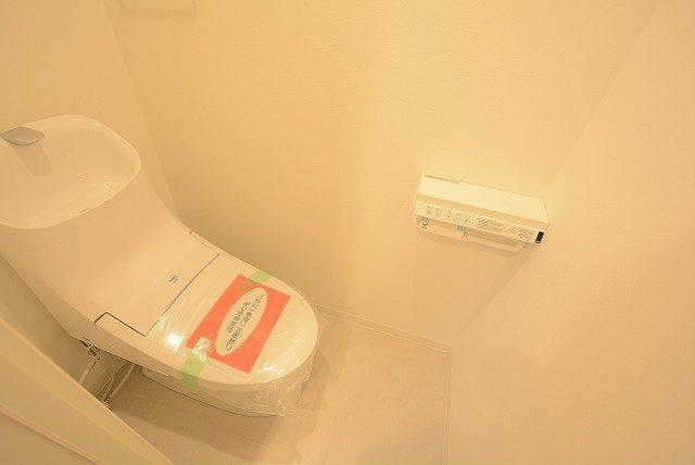 ヴァンヴェール世田谷 トイレ