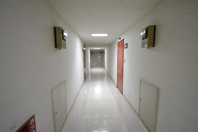 藤和護国寺コープ312号室 玄関
