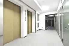 五反田ダイヤモンドマンション 玄関・廊下