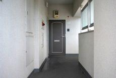 東中野ハイム602 玄関