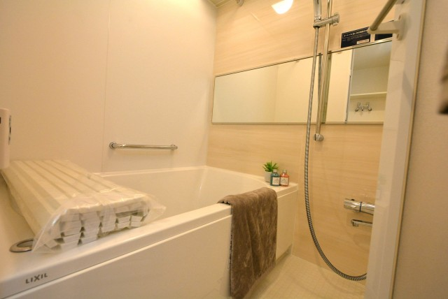 東中野ハイム602 バスルーム