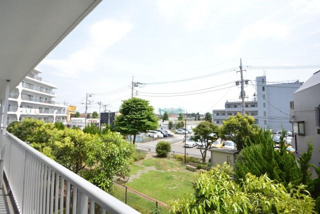 ネオコーポ芦花公園206 眺望