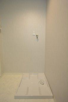カーサ池尻 1204号室 洗濯機置場