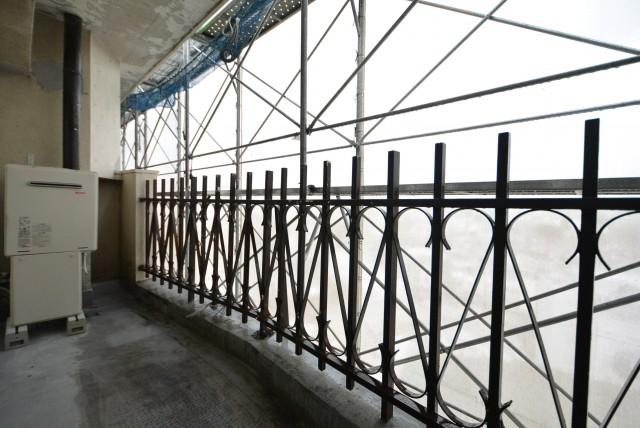 カーサ池尻 1204号室 バルコニー