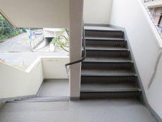 マイキャッスル二子玉川園 階段