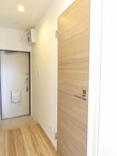 ライオンズマンション駒沢 洗面室扉