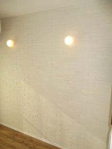 NK五反田コータース 壁