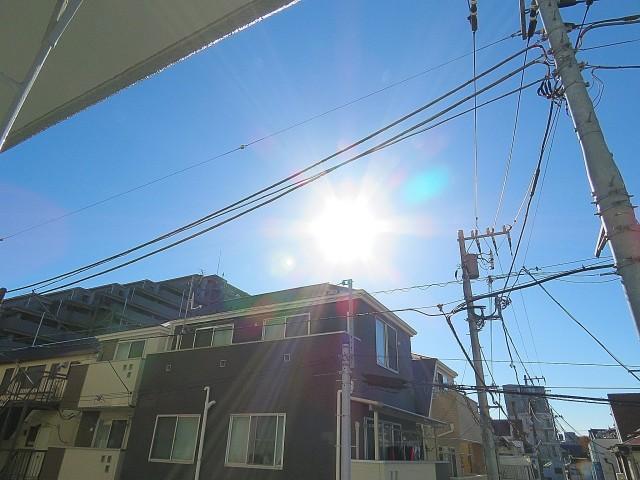 いづみハイツ芦花公園 眺望
