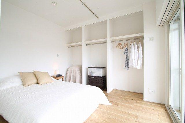 マンション駒場706号室 bed