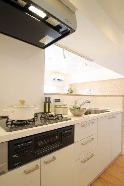 マンション駒場706号室 キッチン
