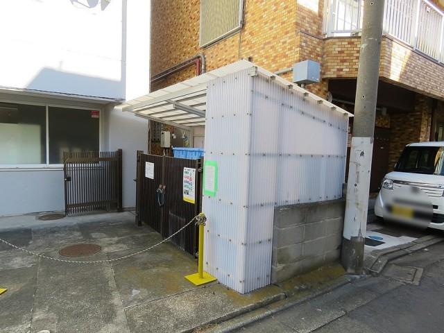 いづみハイツ芦花公園 ゴミ置き場