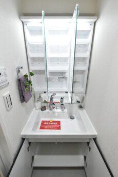 五反田ダイヤモンドマンション 洗面室
