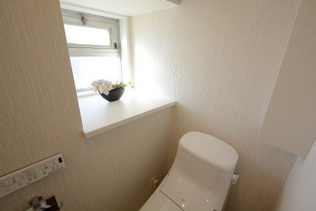祐天寺第二コーポ トイレ