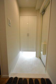 藤和護国寺コープ312号室 シューズボックス