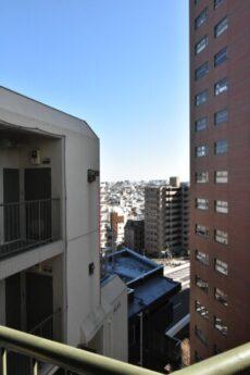 五反田ダイヤモンドマンション バルコニー